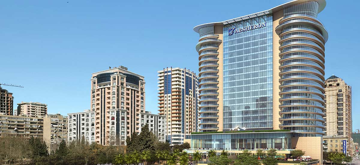 MARRIOT ABSHERON APARTMENTS -BAKÜ / AZERBAYCAN